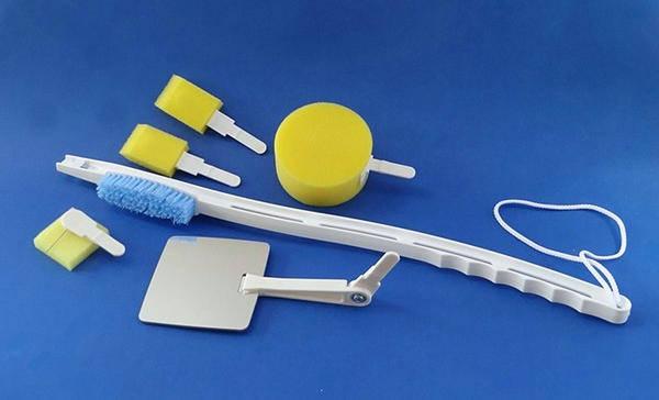 diabetic foot care kit